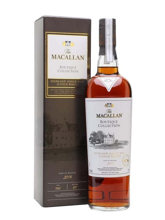 Macallan Boutique Collection / Taiwan Exclusive Speyside Whisky