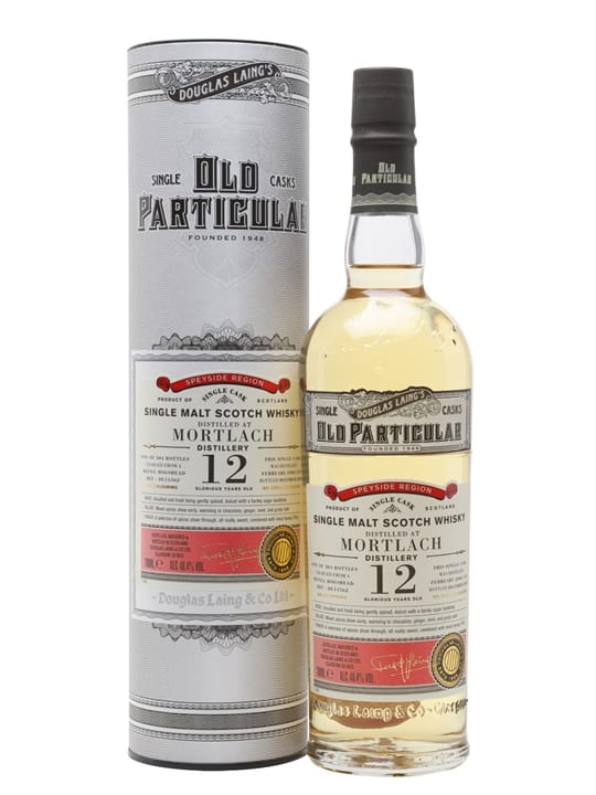 Mortlach 2008 / 12 Year Old / Old Particular Speyside Whisky