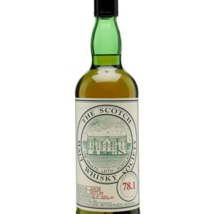 SMWS 78.1 (Ben Nevis) / 1966 / 23 Year Old Highland Whisky