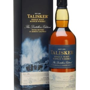 Talisker 2002 / Distillers Edition Island Single Malt Scotch Whisky