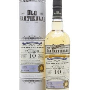 Talisker 2009 / 10 Year Old / Old Particular Island Whisky