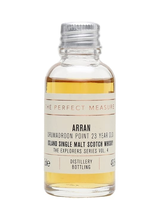 Arran 23 Year Old Drumadroon Point / Explorers Series Vol.4 Island Whisky