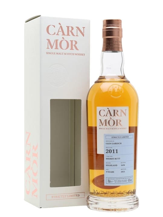 Glen Garioch 2011 / 9 Year Old / Sherry Cask / Carn Mor Strictly Limited Highland Whisky