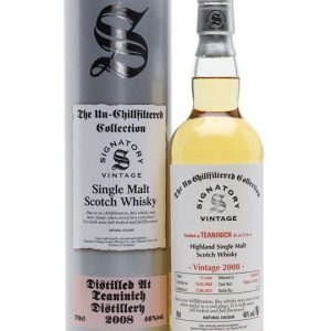Teaninich 2008 / 13 Year Old / Signatory Highland Whisky