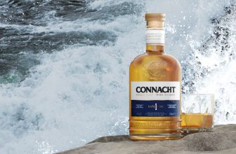 Connacht Single Malt Whiskey Connacht Distillery Whiskey Blogger Irish Whiskey