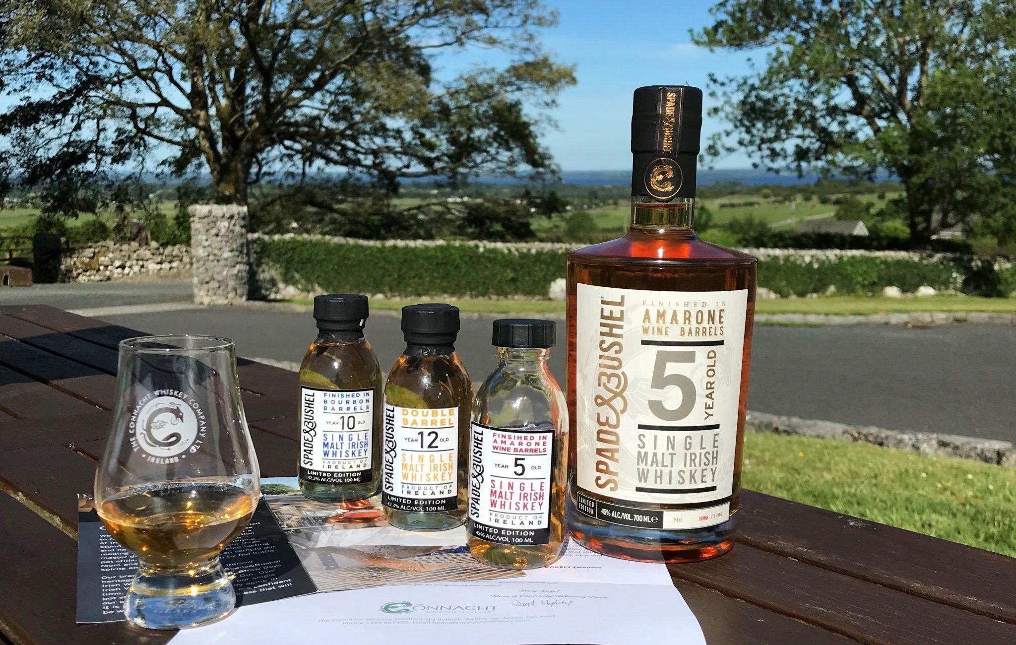 Connacht Whiskey Amarone Cask Finish Irish Whiskey Whiskey Blogger Stuart Mcnamara