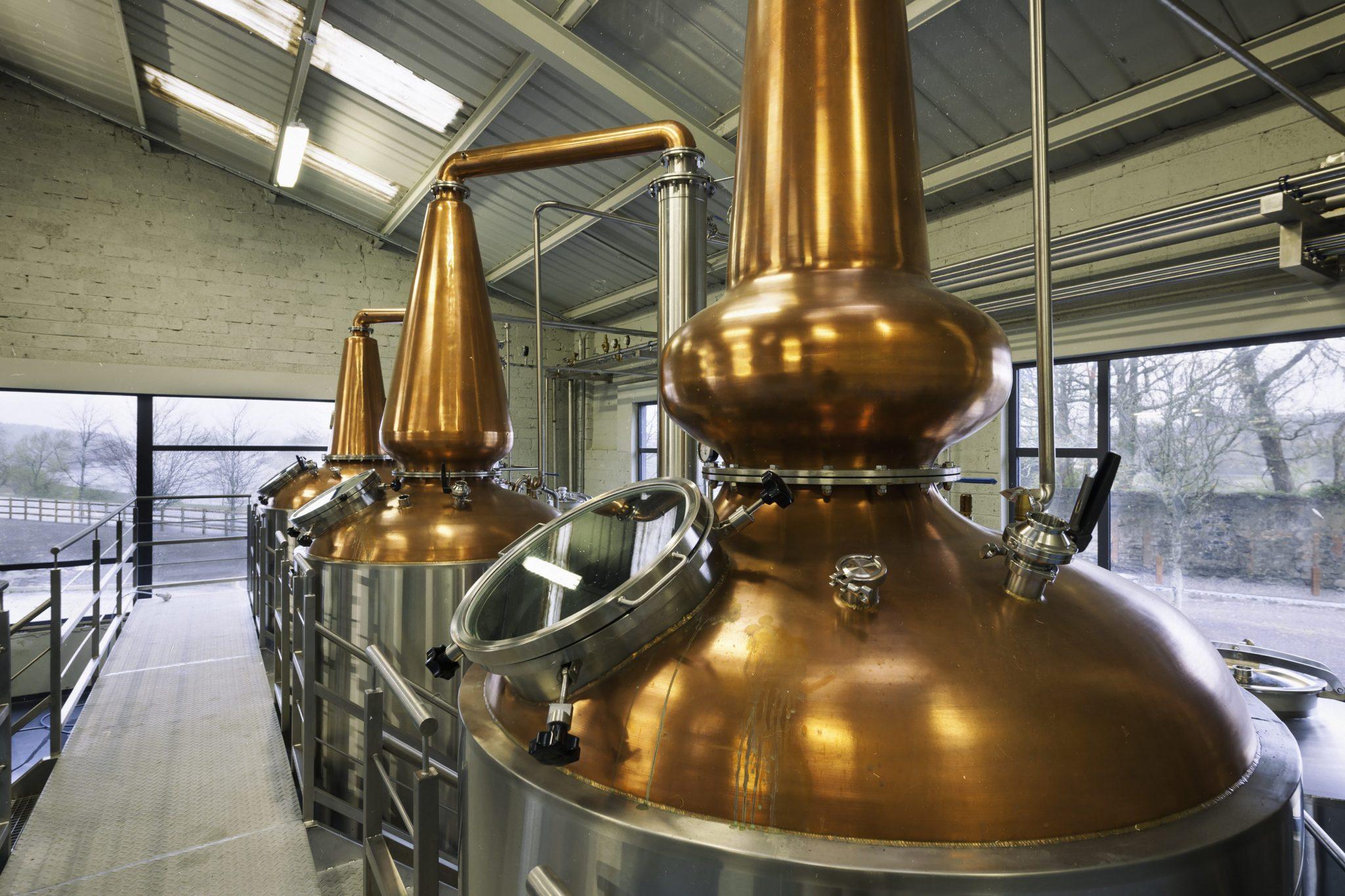 Connacht Irish Whiskey Distillery, Whiskey Blogger
