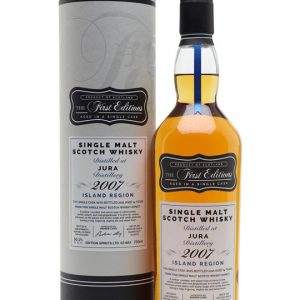 Isle of Jura 2007 / 14 Year Old / First Editions Island Whisky