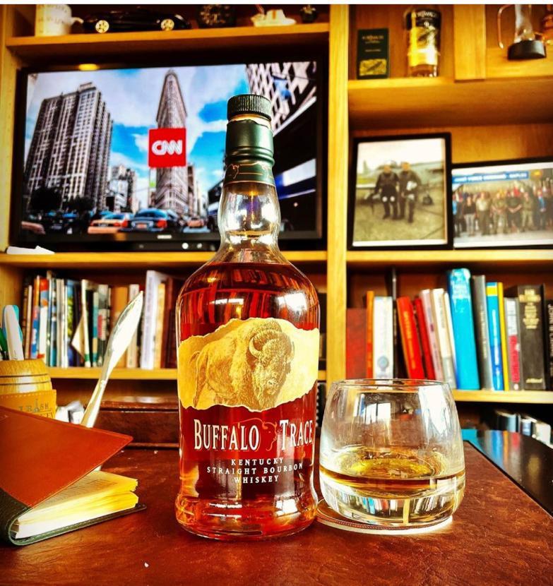 Buffalo Trace Bourbon Whiskey Whiskey Blogger Stuart Mcnamara