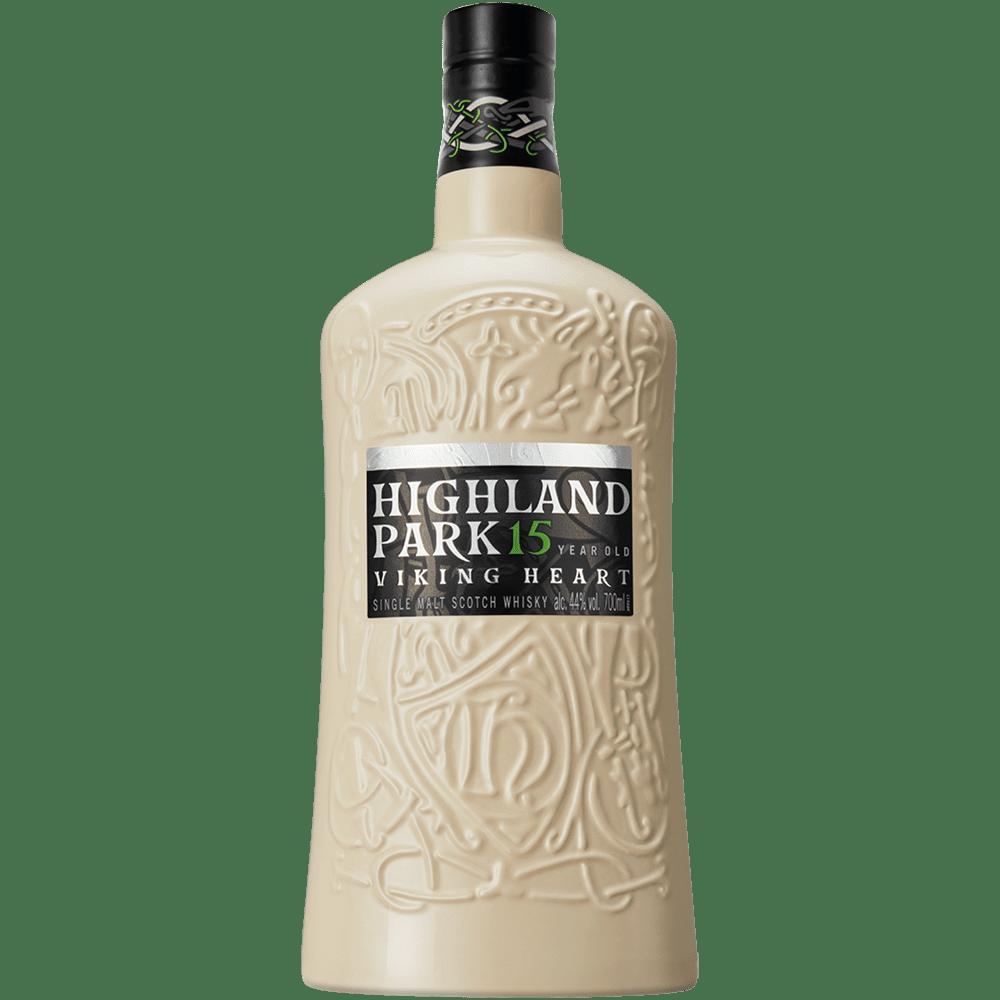 Highland Park 15 Year Old Viking Heart Single Malt Whisky. Whiskey Blogger Stuart Mcnamara