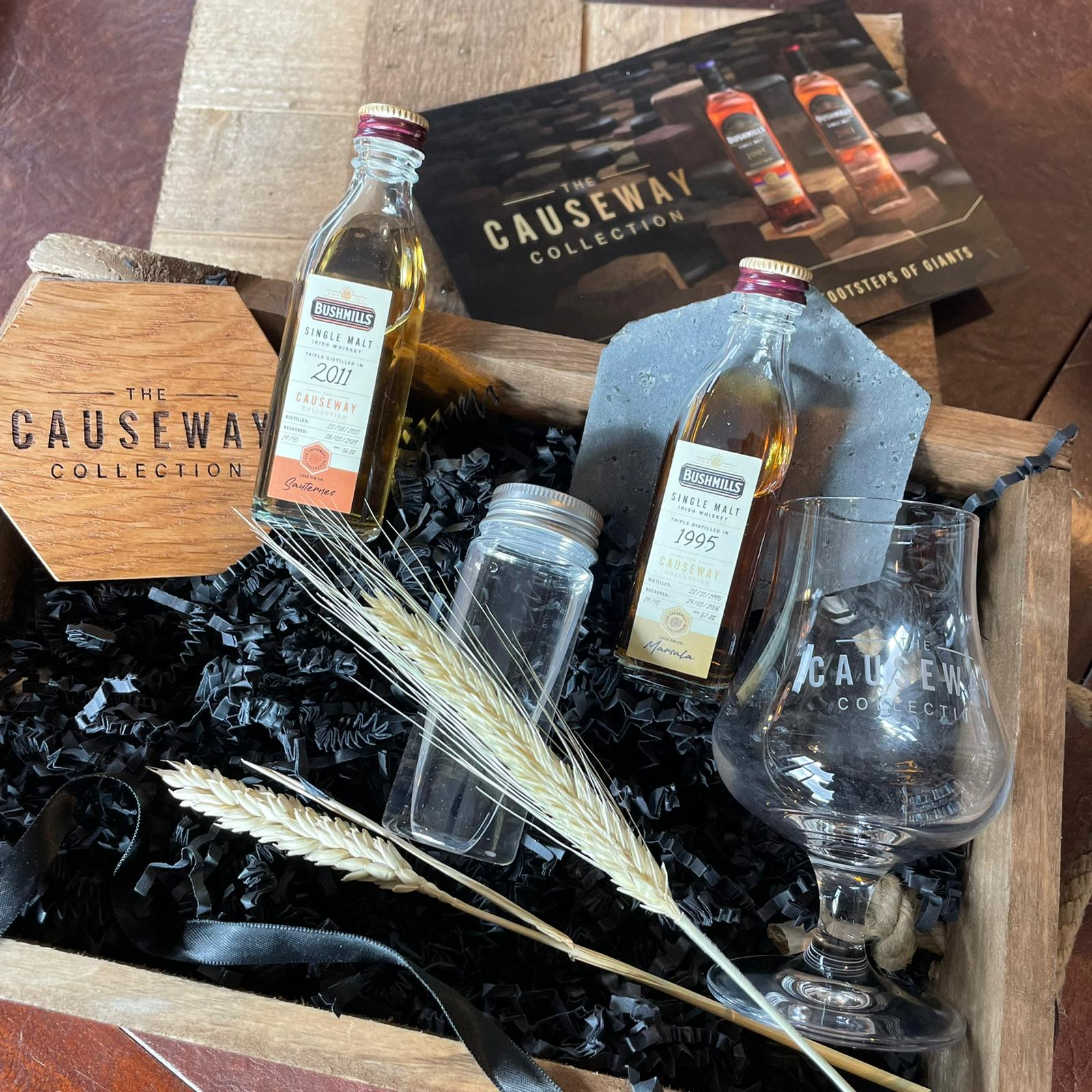 Bushmills 2021 Causeway Collection Review Tasting Irish Whiskey Blogger Stuart Mcnamara