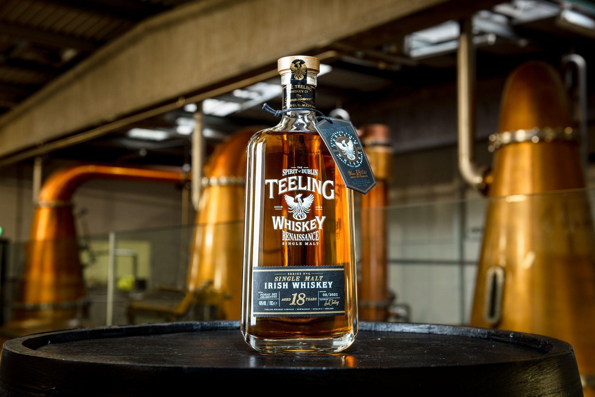 Teeling Renaissance 4 Irish Whiskey Blogger Stuart Mcnamara