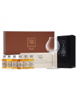 A Tour Of Islay Gift Set / 2018 Edition / 6x3cl Islay Whisky