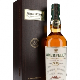 Aberfeldy 25 Year Old Highland Single Malt Scotch Whisky