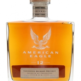 American Eagle 12 Year Old Tennessee Boubon Tennessee Bourbon Whiskey