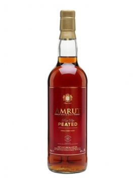 Amrut Peated Port Pipe / 60ans LMDW Indian Single Malt Whisky