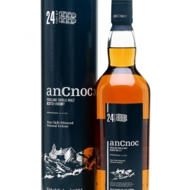AnCnoc 24 Year Old Highland Single Malt Scotch Whisky
