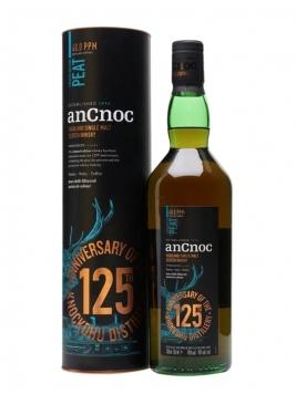 AnCnoc Peaty Highland Single Malt Scotch Whisky