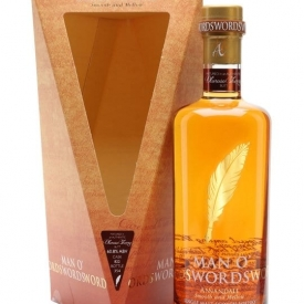 Annandale 2015 Man O' Words / Sherry Cask Lowland Whisky