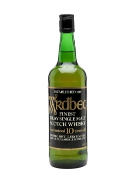 Ardbeg 10 Year Old / Bot.1990s Islay Single Malt Scotch Whisky