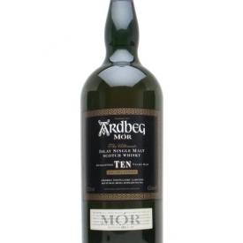 Ardbeg 10 Year Old 'MOR' / Full Proof Islay Single Malt Scotch Whisky