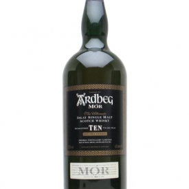 Ardbeg 10 Year Old 'MOR' / Full Proof Islay Single Malt Scotch Whisky