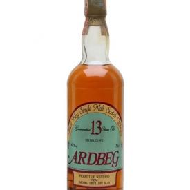 Ardbeg 1972 / 13 Year Old / Sestante Islay Single Malt Scotch Whisky