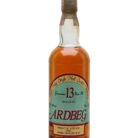Ardbeg 1972 / 13 Year Old / Sestante Islay Single Malt Scotch Whisky