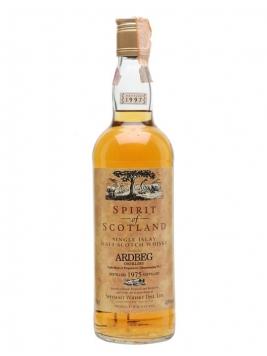 Ardbeg 1975 / Bot.1997 / Spirit of Scotland / G&M Islay Whisky