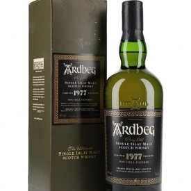 Ardbeg 1977 Islay Single Malt Scotch Whisky