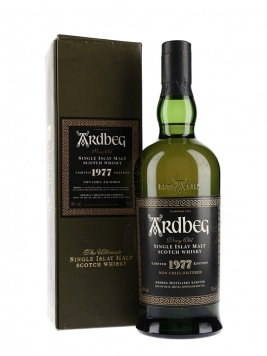 Ardbeg 1977 / Non Chill-Filtered Islay Single Malt Scotch Whisky