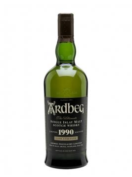 Ardbeg 1990 / Bot.2004 Islay Single Malt Scotch Whisky