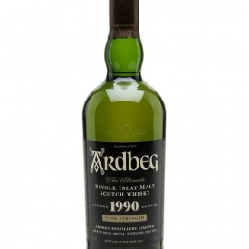 Ardbeg 1990 / Bot.2004 Islay Single Malt Scotch Whisky