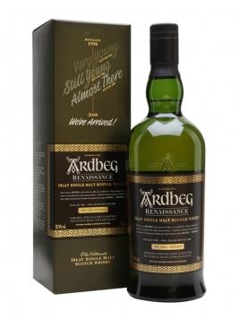 Ardbeg 1998 / Renaissance / Gift Box Islay Single Malt Scotch Whisky