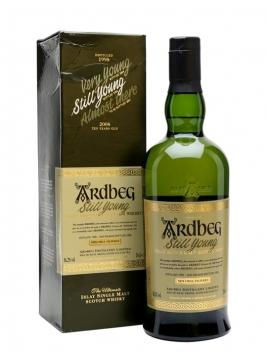 Ardbeg 1998 / Still Young / Gift Box Islay Single Malt Scotch Whisky