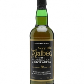 Ardbeg 30 Year Old Islay Single Malt Scotch Whisky