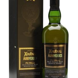 Ardbeg Auriverdes / Ardbeg Day 2014 Islay Single Malt Scotch Whisky