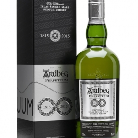 Ardbeg Perpetuum Islay Single Malt Scotch Whisky