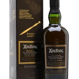 Ardbog (Ardbeg) Islay Single Malt Scotch Whisky