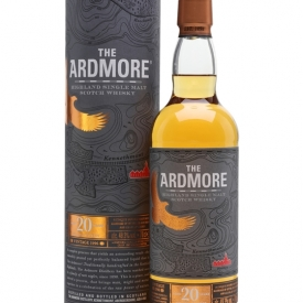 Ardmore 1996 / 20 Year Old Highland Single Malt Scotch Whisky