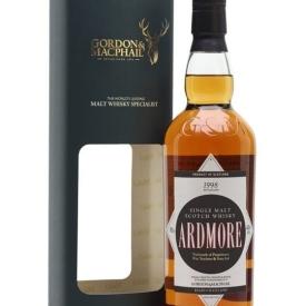 Ardmore 1998 / Bot.2016 / G&M Distillery Labels Highland Whisky