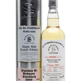 Ardmore 2009 / 8 Year Old / Signatory Highland Whisky
