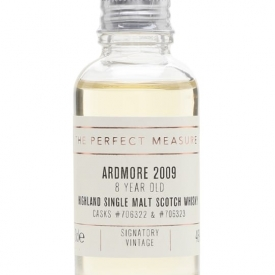 Ardmore 2009 Sample / 8 Year Old / Signatory Highland Whisky