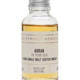 Arran 18 Year Old Sample Island Single Malt Scotch Whisky