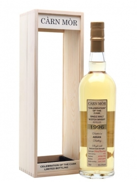 Arran 1996 / 22 Year Old / Carn Mor Celebration of the Cask Island Whisky