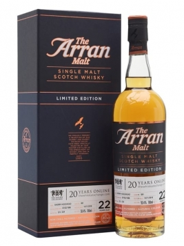 Arran 1996 / 22 Year Old / TWE Exclusive Island Whisky