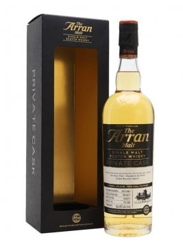 Arran 2011 / 5 Year Old / Whisky Agency Island Whisky