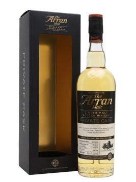 Arran 2011 / 5 Year Old / Whisky Agency Island Whisky