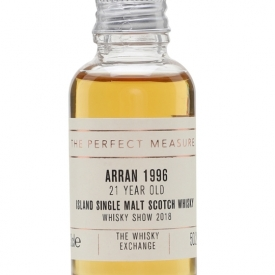 Arran 21 Years Old Sample / Whisky Show 2018 Island Whisky
