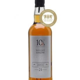 Arran 21 Years Old / Whisky Show 2018 Island Single Malt Scotch Whisky